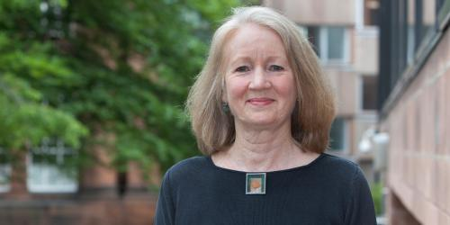 Catherine Ward Thompson is Professor of Landscape Architecture.